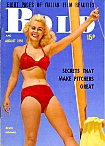 'Bold' vintage mini-magazine 1955 Joyce Johnson (Image1)