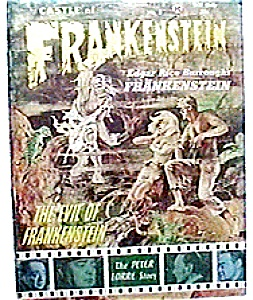 Castle of Frankenstein magazine vol.2, #1 1964 (Image1)
