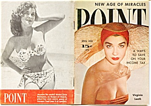 Vintage Point mini-magazine Marilyn Monroe 1955 (Image1)