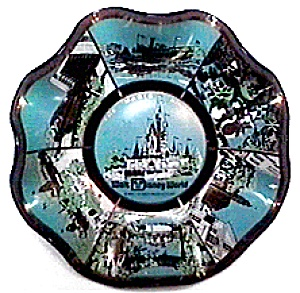 Disney Collector Plate The Magic Kingdom (Image1)