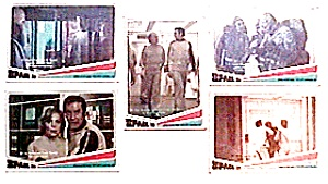 'Space 1999' vintage trading cards 1976 (Image1)