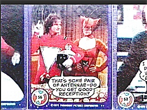 Mork & Mindy Trading Card Set (Image1)