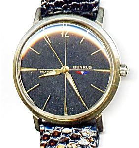 Benrus self winding automatic vintage man's watch (Image1)