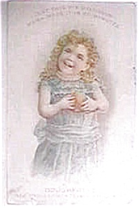 Vintage ad mince meat pie little girl (Image1)