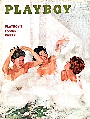 Playboy  vintage magazine May 1959 (Image1)