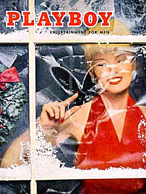 Vintage Playboy magazine December 1955 (Image1)