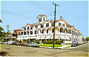 Chalfonte Hotel, Cape May,New Jersey (Image1)