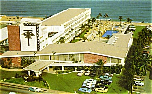 Post Card Thunderbird Resort Miami Beach Fla. (Image1)