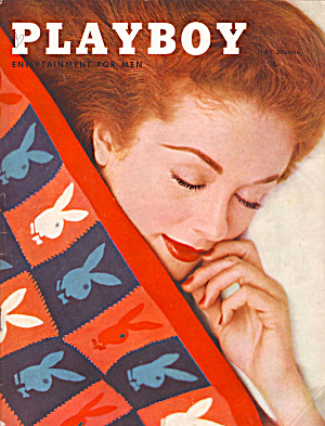 Playboy Vintage Magazine May 1956