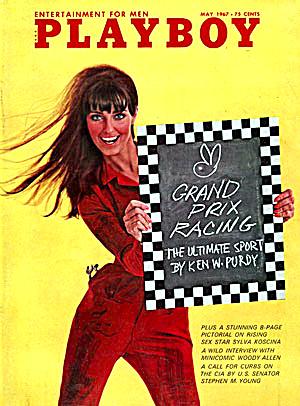 Playboy vintage magazine May 1967 (Image1)