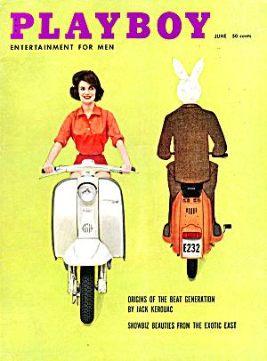 Playboy vintage magazine June 1959 (Image1)