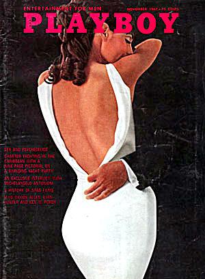 Playboy vintage magazine November 1967 (Image1)