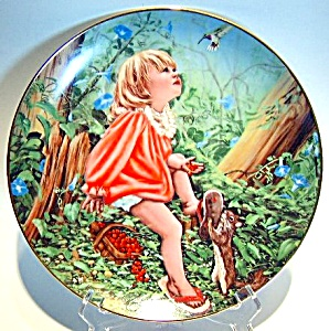 Susan's World collector plate 1983 (Image1)