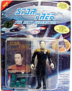 Star Trek Lt. Commander Data Figurine