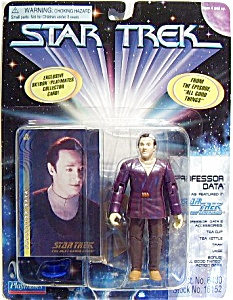 Star Trek Professor Data Figurine