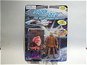 Star Trek Dr. Noonian Sung Figurine 1993 (Image1)