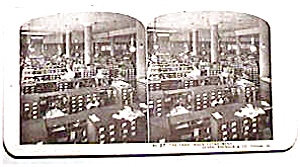 Sears Roebuck Stereo View #27