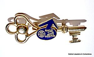 Seattle World's Fair Century 21 Exposition key pin (Image1)