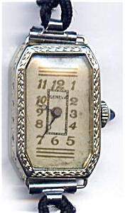Geneva 14k gold lady's vintage watch (Image1)