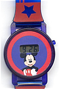Mickey Mouse digital watch (Image1)