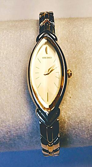 Seiko vintage lady's designer watch (Image1)