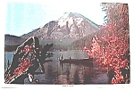 Click to view larger image of Mt. St. Helens Print Pre-1980 (Image1)