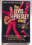 Click here to enlarge image and see more about item bkeprsly4: 'The Elvis Presley Story' vintage book 1960
