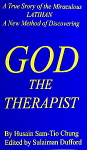 Click here to enlarge image and see more about item bkhchung1: 'God the Therapist' Husain Sam-Tio Chung book