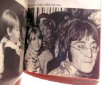Click to view larger image of 'A Twist of Lennon' vintage Beatles book 1980 (Image6)