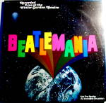 Click here to enlarge image and see more about item blp25: 1978 Beatlemania  vintage lp vinyl record