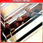 The Beatles 1962-1966  'Red' double lp album