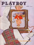 Click to view larger image of Playboy Vintage Magazine January 1956 (Image5)