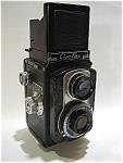 Click here to enlarge image and see more about item camciro4: Ciro-flex vintage dual lens reflex camera