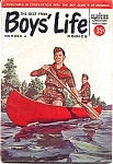Classics Illustrated comic Boy's Life #4, 1958