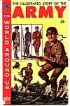 Classics Illustrated comic Story of the Army
