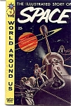 Classics Illustrated comic Story of Space