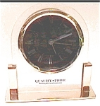Click to view larger image of Boeing quartz alarm clock (Image1)