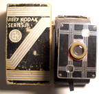 Click to view larger image of Vintage Jiffy Kodak Pocket folding camera (Image2)