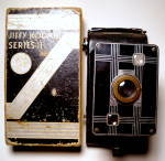 Click to view larger image of Vintage Jiffy Kodak Pocket folding camera (Image7)
