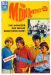 Click here to enlarge image and see more about item cmmks1: 'The Monkees' #1 vintage comic