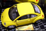 Click to view larger image of Volkswagen New Beetle 1998 die cast car (Image3)