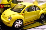 Click to view larger image of Volkswagen New Beetle 1998 die cast car (Image4)