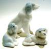 Click to view larger image of Vintage Dog figurines set (Image2)