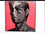 Click to view larger image of Rolling Stones Tattoo You vinyl lp record (Image1)