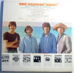 Click to view larger image of Beatles 'Help' vintage mono vinyl lp 1965 (Image3)