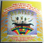 Click to view larger image of Beatles 'Magical Mystery Tour' vintage lp record 1967 (Image1)