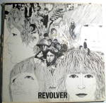 Click to view larger image of Beatles 'Revolver' vintage vinyl lp mono record (Image2)
