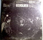 Click to view larger image of Beatles 'Revolver' vintage vinyl lp mono record (Image3)