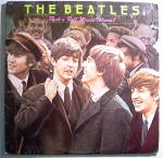 The Beatles 'Rock n' Roll Music, Volume 1' vintage lp