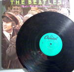 Click to view larger image of The Beatles 'Rock n' Roll Music, Volume 1' vintage lp (Image3)